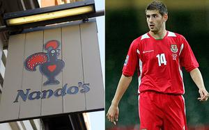 Deal-breaker: Nando's have severed their ties with Oldham due to their interest in Ched Evans