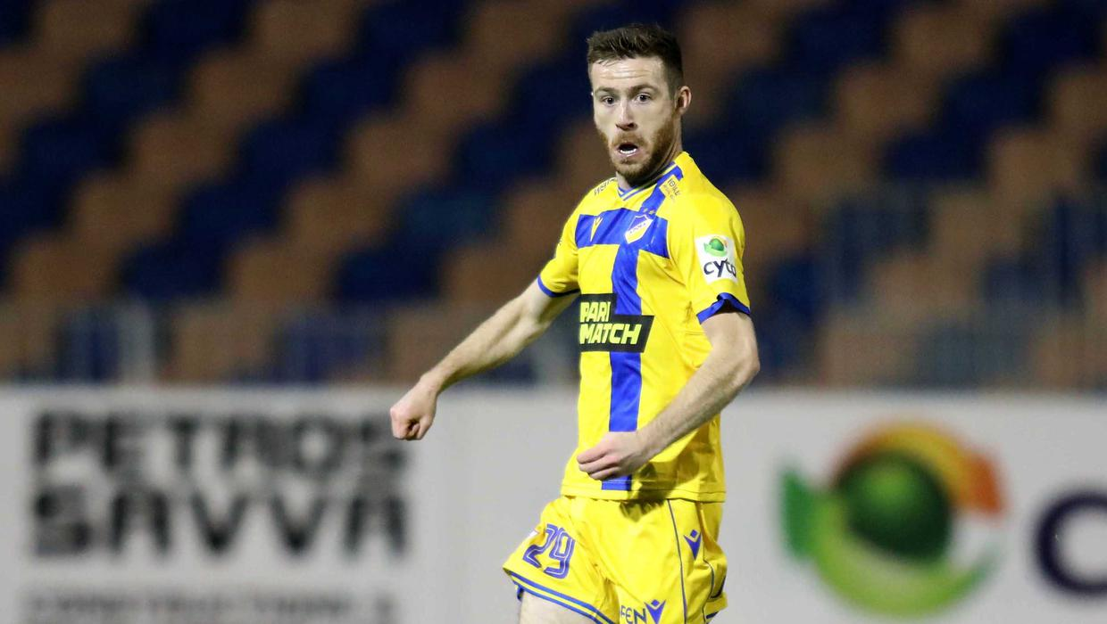 'I love Mick. He took a chance on bringing me here' - Jack Byrne on McCarthy's exit