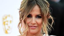 Caroline Flack was found dead at the age of 40 at her home in east London on Saturday (Ian West/PA)