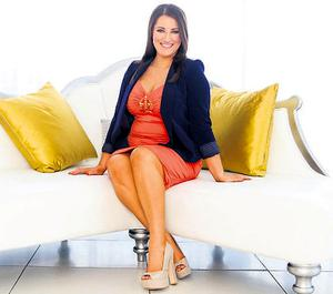 TV3's Elaine Crowley, who has spoken of her battle with depression, has something to smile about after losing 14lbs with new weight loss programme Nupo.