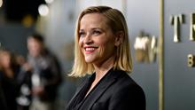 Reese Witherspoon arrives at the premiere of Apple TV+'s 'Truth Be Told' at AMPAS Samuel Goldwyn Theater on November 11, 2019 in Beverly Hills, California. (Photo by Jerod Harris/Getty Images)
