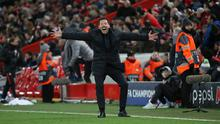 Simeone: 'We win with all our soul'. Photo: Action Images via Reuters/Carl Recine