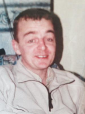 Mark Burke, 37, from Dun Laoghaire. His remains were found in a recycling plant in July