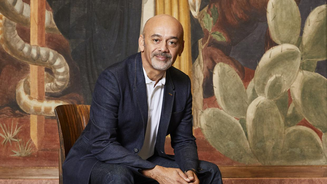Life and sole: Shoe designer Christian Louboutin talks to Bairbre Power