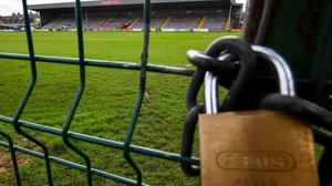 League of Ireland games could be played behind closed doors later in the year. Photo by Stephen McCarthy/Sportsfile