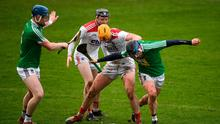 Eoin Price of Westmeath and Damien Cahalane of Cork