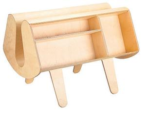 This donkey book rack costs €1,279, Arnotts.