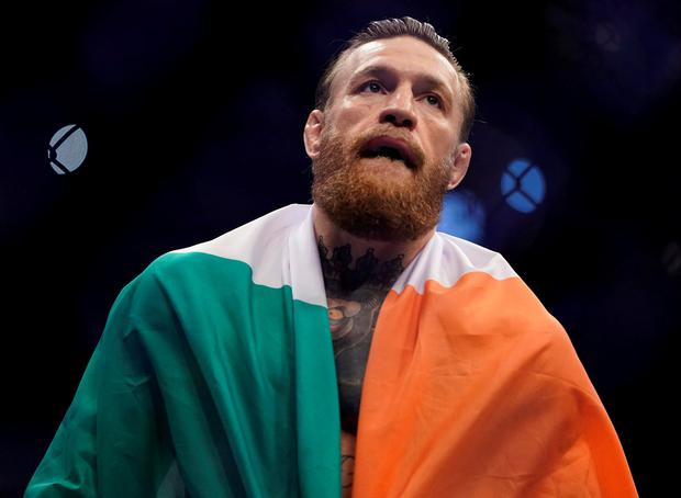 Conor McGregor Praises Donald Trump, 'Phenomenal President'