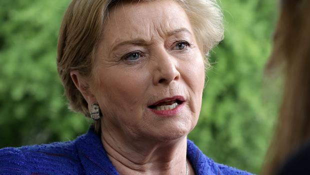 Minister for Justice Frances Fitzgerald will seek resettlement for at least 520 migrants