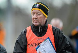 NUI Maynooth manager Sean O'Toole