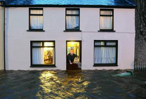 KERRY: Michael Dennehy's home in Ballylongford, Co Kerry