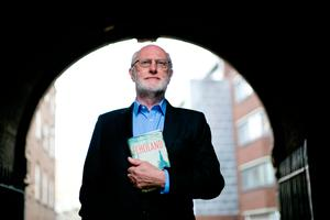 Author Joe Joyce's book will take readers back to Dublin during the 1940s. Photo: Chris Bellew / Fennell Photography.