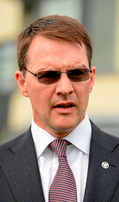 Aidan O'Brien: 'I am delighted for Ralph Beckett and Sheikh Fahad on his first Classic win. We felt we had a fair hearing and some you win, some you lose'