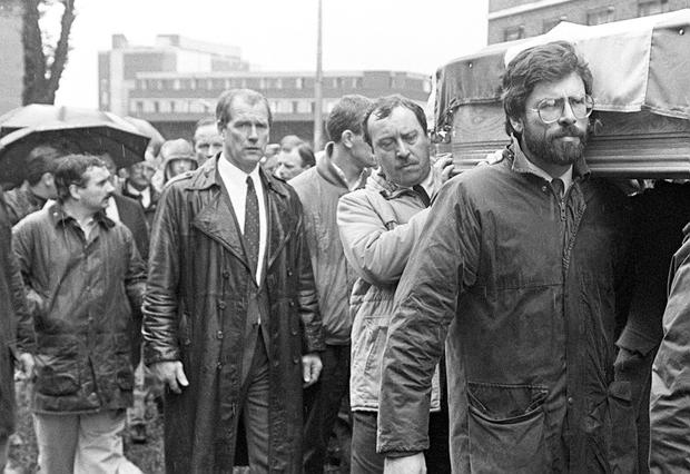 Image result for funeral of ira men brendan davison