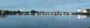 "Kilrush Marina, Co. Clare. ""Every day, a different view - and it's on my doorstep,"" says Brian Comerford."