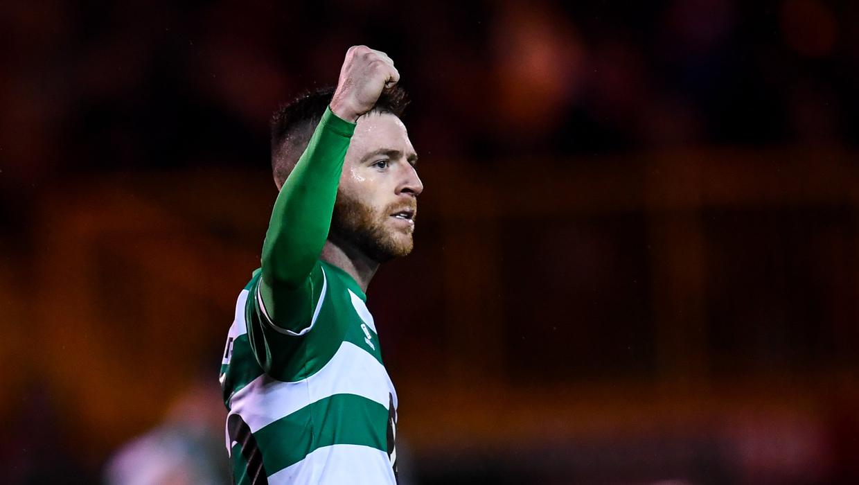 Shamrock Rovers dispatch Sligo to make it five wins from five