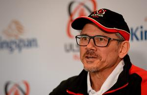 The biggest challenge for Ulster's new Director of Rugby Les Kiss is attempting to end Ulster's nine-year wait for a trophy