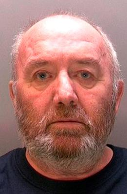 Stewart Greene, 65, who has been jailed for life for murdering his nine-year-old grandson Alex Robinson credit: Lincolnshire Police/PA Wire