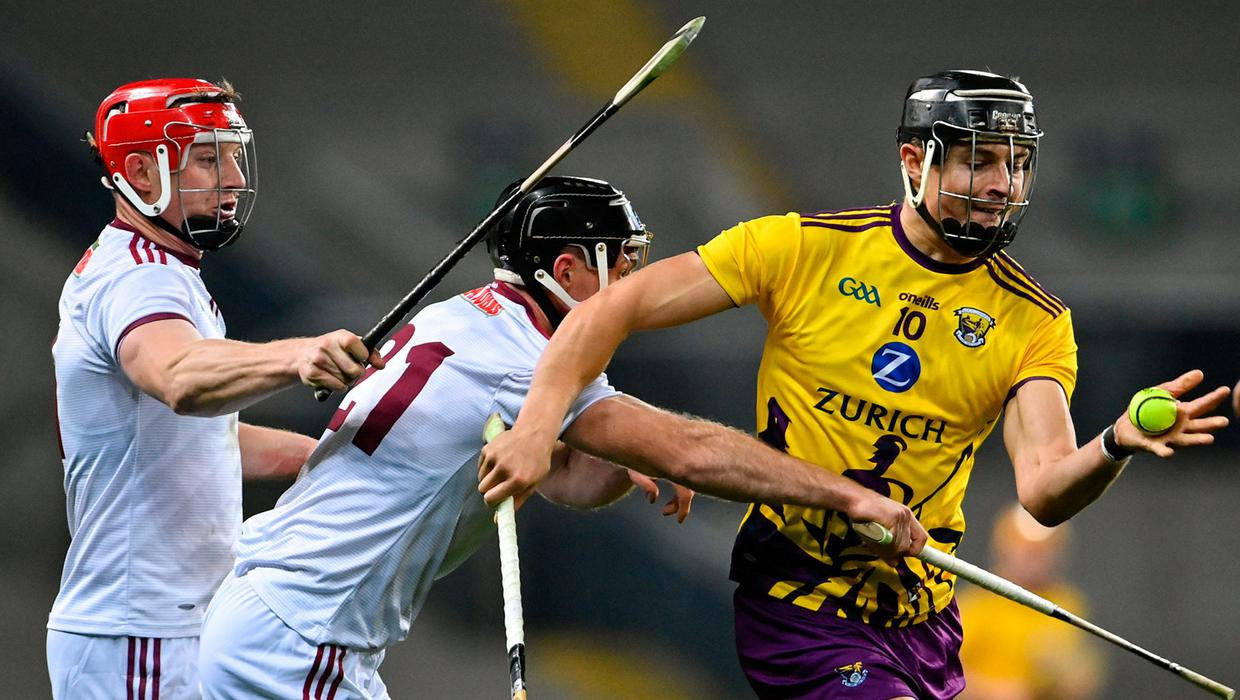 Galway make All-Ireland statement with impressive win over Wexford