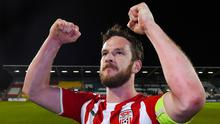 The late Ryan McBride