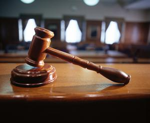 The prosecution agreed to withdraw the indecency charge over a constitutional challenge before the High Court. (Stock image)