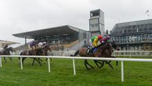 The HRI have announced that Irish horse racing will continue behind closed doors. Photo by Oliver McVeigh/Sportsfile