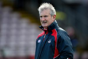 Cork manager Kieran Kingston returned to take charge of the Leesiders for 2020. Photo by Ray Ryan/Sportsfile