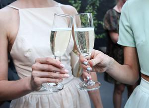 Prosecco is ideal for a party or supper revival.
