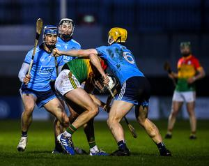 Dublin put in a very impressive second half performance to see off Carlow at Netwatch Cullen Park in Carlow. Photo by David Fitzgerald/Sportsfile