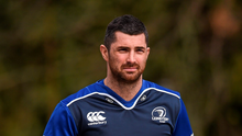 'Rob Kearney's latest comeback after a season plagued by hamstring injuries is a welcome boon for both Leinster and Ireland' Photo: Sportsfile