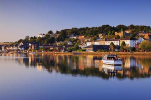 Kinsale Harbour, Co. Cork - the town was crowned the 2014 National Small Tourism Town