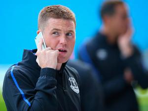 James McCarthy has a hamstring problem. Photo: Alex Livesey/Getty Images