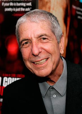 Singer-songwriter Leonard Cohen has passed away at age 82. Photo: Vince Bucci/Getty Images