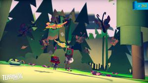 Tearaway Unfolded - All hail the butterfly king