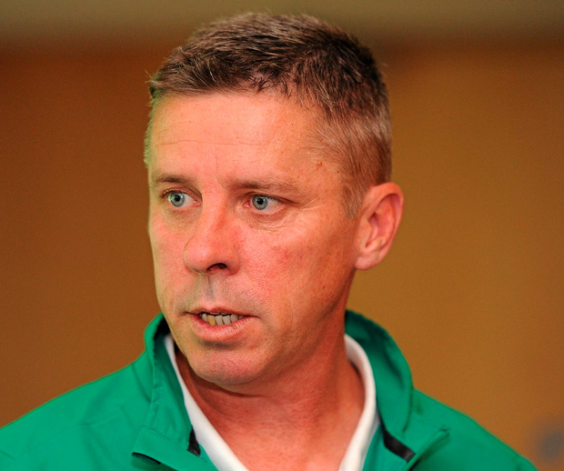 The IRFU's director of women's and Sevens rugby Anthony Eddy. Photo: Seb Daly/Sportsfile