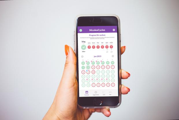 The pill has reigned supreme as women's contraception of choice for 56 years. Could a clever little app change all that?