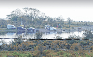 Lough Mask in Mayo