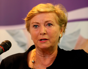 'She [Frances Fitzgerald] displayed the gravitas and exuded the presence of a future party leader, indeed Taoiseach'