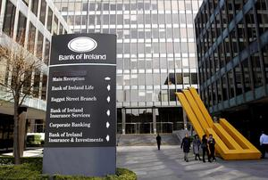Bank of Ireland headquarters in Dublin