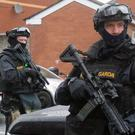 'Gardai need resources to allow them take back control of our streets which have been surrendered to crime gangs and drug lords.' Stock photo: PA