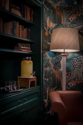The Bloomsbury Hotel is fostering a living link