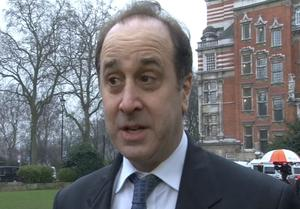 Cabinet Office Minister Brooks Newmark has resigned as Minister for Civil Society after he was caught sending an explicit photograph of himself to someone he believed was a woman over the internet. Photo credit: PA Wire