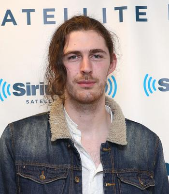 NEW YORK, NY - MARCH 10:  Hozier visits at SiriusXM Studios on March 10, 2014 in New York City.  (Photo by Robin Marchant/Getty Images)