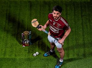 Sambo to Brando: Shane McNaughton has gone from taking the field to treading the boards. Photo: Ramsey Cardy / Sportsfile