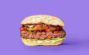 The 'Impossible' burger.