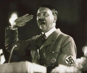 Adolf Hitler Picture: PA