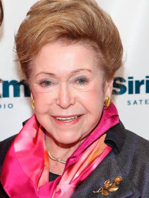 FILE - JANUARY 31: Author Mary Higgins Clark passed away on January 31, 2020. She was 92 years old. NEW YORK, NY - DECEMBER 19:  Author Mary Higgins Clark visits the SiriusXM Studio on December 19, 2011 in New York City.  (Photo by Taylor Hill/Getty Images)