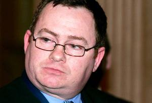 David McConaghie was an aide to DUP MP David Simpson. Mr McConaghie denies making recordings for sexual gratification