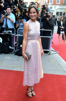 Pippa Middleton attends the GQ Men of the Year awards at The Royal Opera House on September 2, 2014 in London, England.  (Photo by Anthony Harvey/Getty Images)