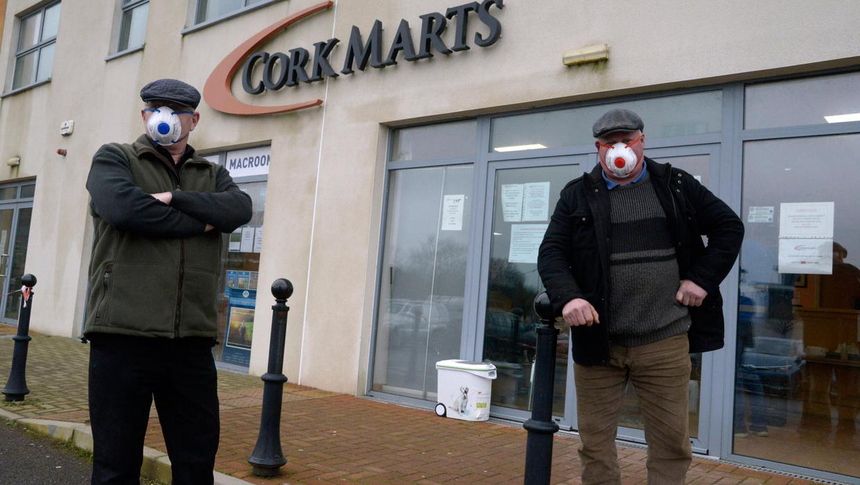 Department confirms limited trading allowed at marts